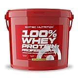 Scitec Nutrition 100% Whey Protein Professional mit extra zusätzlichen Aminosäuren und Verdauungsenzymen,...