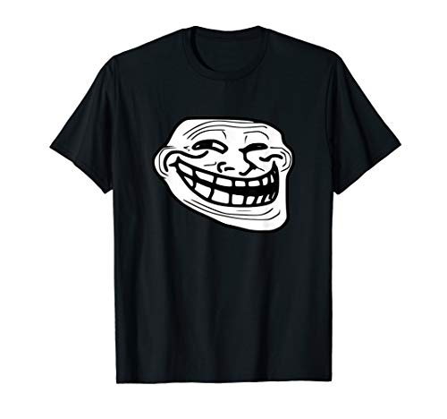 Troll Face Internet Meme T-Shirt