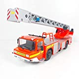 1/43 CAMIÓN Truck Bomberos Modelo MAGIRUS DLA-K 23-12 Escalera Ladder Truck