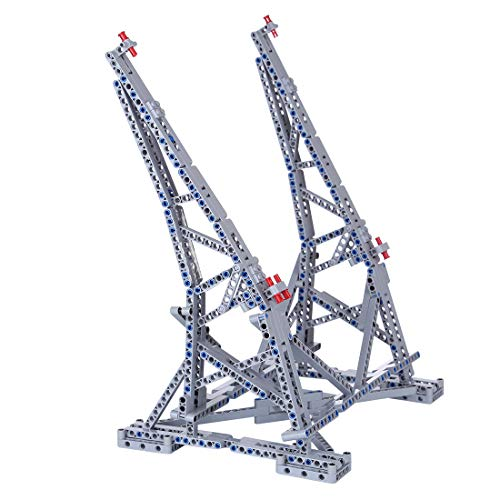 MOEGEN Millennium Falcon Bracket Moc Kit de Modelo de Bloque de construcción para Millennium Falcon Compatible con Lego 75192