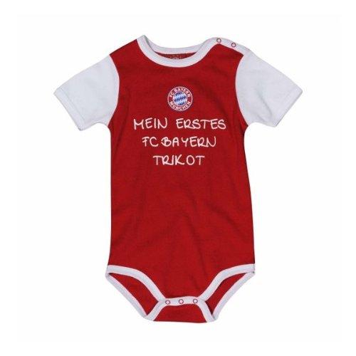 FC Bayern München Baby Body Trikot Gr. 56