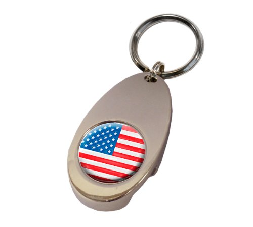Asbri Estados Unidos de América Estados Unidos Crested Golf Tech Llavero
