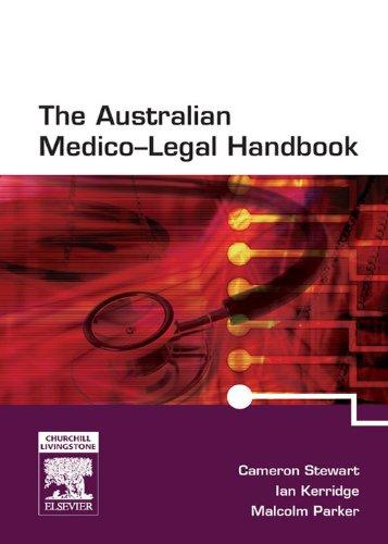 The Australian Medico-Legal Hand...