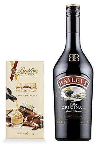 Baileys Original Irish Cream Likör + 1 Tafel Irish Cream Schokolade