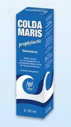 Coldamaris prophylactic Nasenspray 20ml (20 ML)