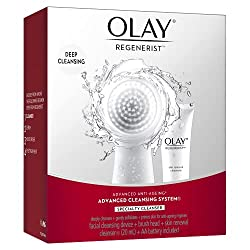 Olay Prox facial cleansing brush