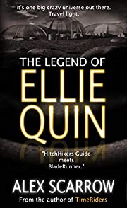 THE LEGEND OF ELLIE QUIN (ELLIE QUIN series Book 1)