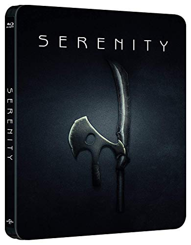 Serenity Steelbook (Blu-ray)