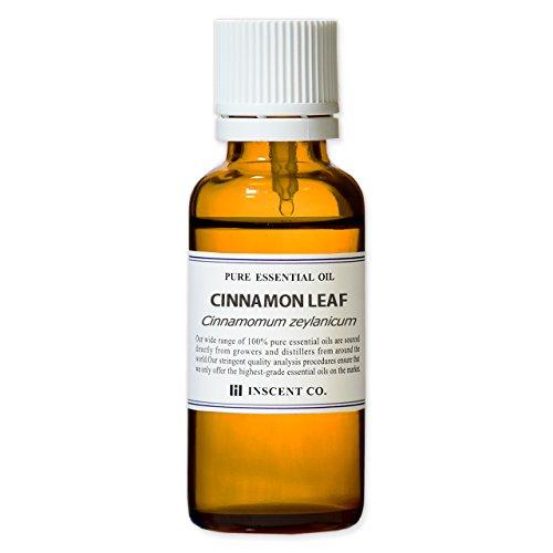 シナモンリーフ 30ml インセント エッセンシャルオイル 精油 アロマオイル