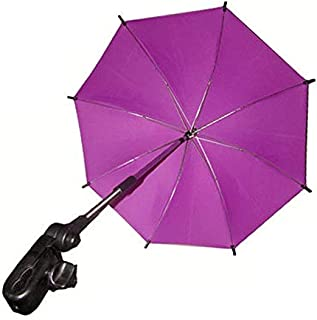 Baby Products Adjustable Umbrella For Golf Carts, Baby Strollers/Prams And Wheelchairs To Provide Protection From Rain And...