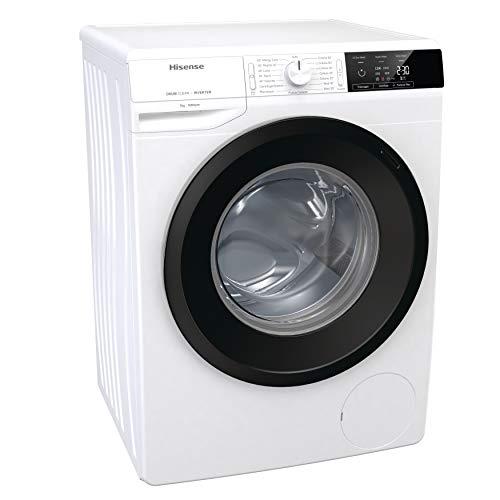 Hisense Waschmaschine mit Standfunktion