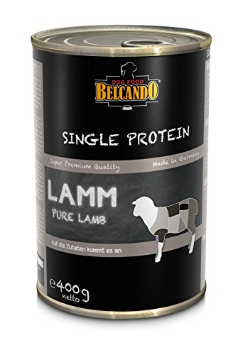 Belcando Single Protein Lamm 10 x 400g