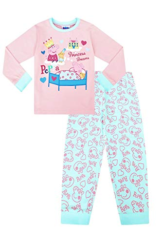 Peppa Pig and Teddy - Pijama Largo niña W18 2 –
