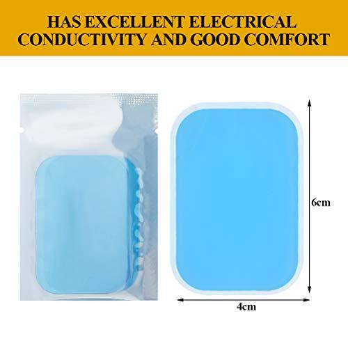 lihao 20pcs ems replacement gel - lihao 20pcs ems replacement gel