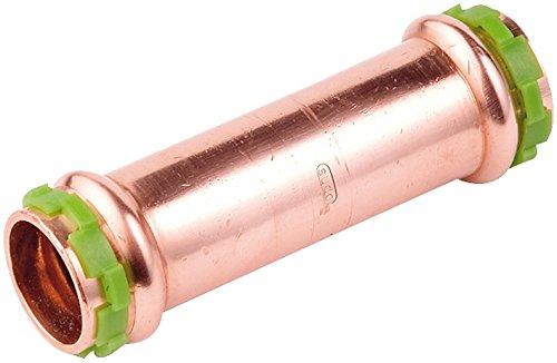 Kupfer - Pressfitting - Schiebemuffe 12mm i/i (Kontur V)
