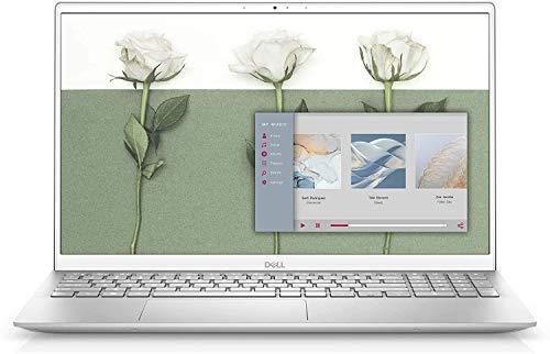 2021 Flagship Dell Inspiron 15 5000 15.6 inch FHD Laptop 11th Gen Intel Quad-Core i5-1135G7 16GB DDR4 RAM, 1TB SSD, Backlit Keyboard, Windows 10 Home - Silver (Latest Model) LPT Accessory