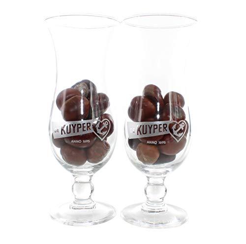 De Kuyper Pina Colada Gläser 6er Set Longdrink-Glas groß ~mn 910 5e1m
