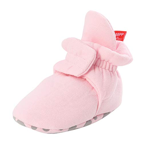 Best Buy! Newborn Baby Girls Boys Winter Snow Boots Cozy Warm Fleece Lined Bootie Anti-Slip Infant C...