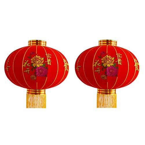 Polai Chinesische Laternen Rote, Chinesisches Neujahr Lampe, Chinese New Year Lantern