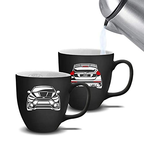 Ford RS Tasse Heat Changing