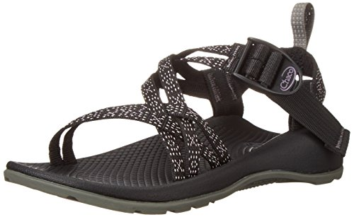 Chaco Unisex-Child Zx1 Ecotread Sport Sandal, Hugs and Kisses, 6 Big Kid
