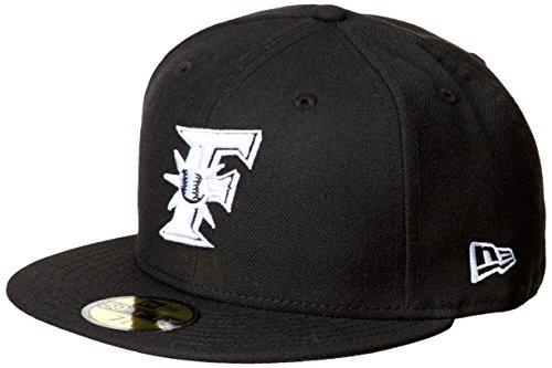 (ニューエラ)NEW ERA ベースボールウェア NPB 5950 北海道日本ハムファイターズ キャップ 11434037 [ユニセックス] 11434037 ブラック、スノーホワイト/ブラック 7.1/2