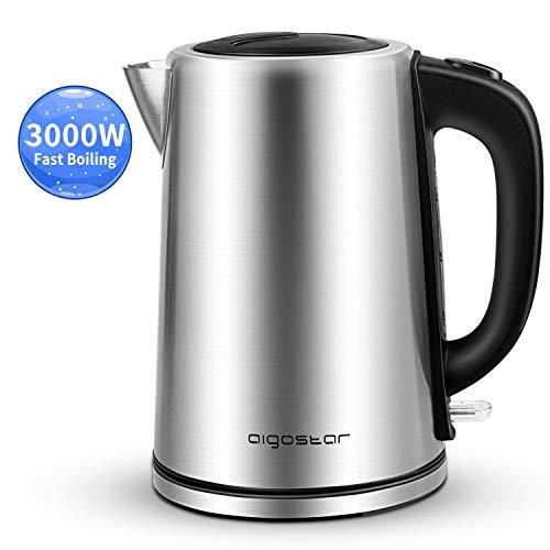 Aigostar 30LDG - 3000W Bouilloire électrique...