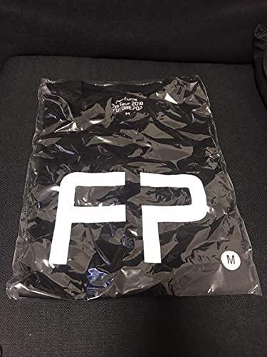 perfume future pop グッズ ツアーTシャツ