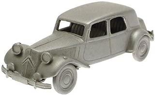 Danbury Mint authentic scale replica pewter car Citroen 15 CV 1953