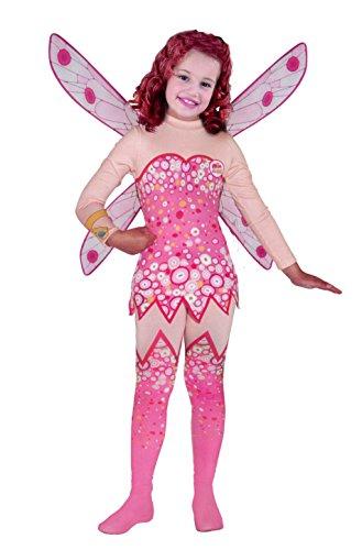 Ciao- Costume per Bambini, Rosa, 5-7 anni, 11200.5-7
