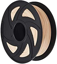 3D Printer Filament - 1KG(2.2lb) 1.75mm / 3 mm, Dimensional Accuracy PLA Multiple Color (Imitation Wood Color,1.75mm)