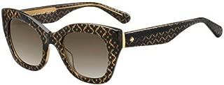 Jalena/S Sunglasses-(0305HA) Brown Hontwe/Brown Gradient-49mm