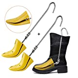 One Pair Boot Stretcher Ladies Boot Stretchers Boot Shapers Designed Specifically for Women's High-Heeled Boots