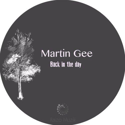 Martin Gee
