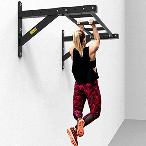 FQCD Klimmzugstationen Dip Ständer Home Fitness Multi-Position horizontal bar Wand Kletterwand hängen TRX Home Gym Zubehör und Indoor Fitnessgeräte Kraft im Oberkörper, Rücken, Arm Übung