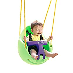 Simplay3 snuggle swing