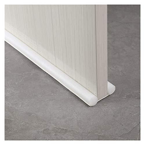 EPE espuma algodón + tela no tejida Sello de la tela debajo de la puerta Tiempo de la puerta Autoadhesivo para la brecha de la casa o la ducha a prueba de intemperie a prueba de la humedad L: 95cm 402
