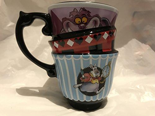 Unbekannt Alice im Wunderland gestapelt Tasse von Disney