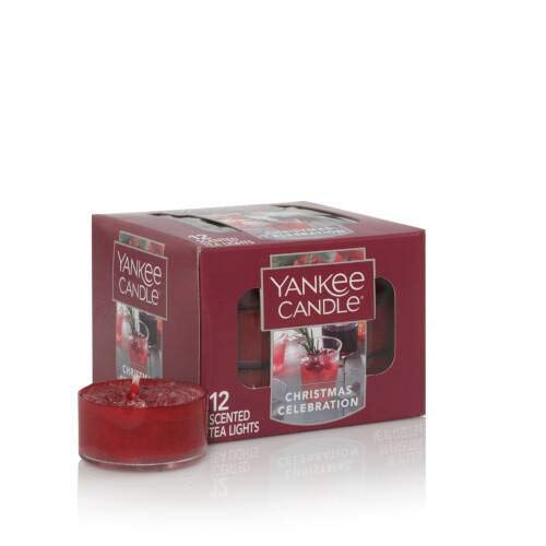 Yankee Candle - Velas para velas de té