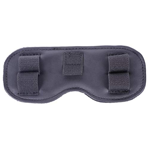Enkomy Schutzlinse Abdeckung Kompatibel für FPV-Brillen, Weiche, komfortable Antenne Aufbewahrung Abdeckung Schutzbrille Pad
