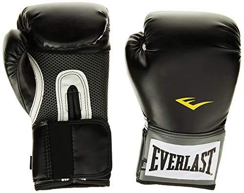 Everlast 3314U Guantes de Boxeo, Adultos Unisex, Negro, 14oz