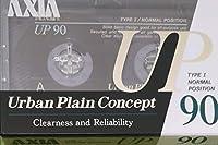 AXIA カセットテープ UP 90分 ピュアフェリックス UP N 90