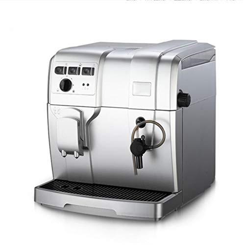 ZYY espressomachine, digitaal koffiezetapparaat 1250 watt • 1500 ml waterreservoir • Geschikt voor thuis, bedrijf, feesten