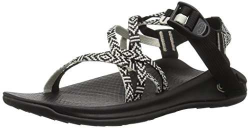 Chaco Women's Z Eddy X1 Sport Sandal, Tapestry Black, 7 Medium US