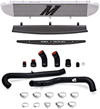 Mishimoto MMINT-FIST-14KBSL Silver Intercooler Kit (Ford Fiesta ST Performance Black Pipes)