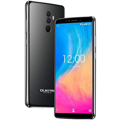 """OUKITEL K8 4G Smartphone 4GB RAM + 64GB ROM Pantalla de 6""""Quad-Core 5000 mAh"""