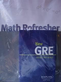 Kaplan Math Refresher Course Book