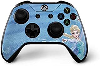 Skinit Decal Gaming Skin for Xbox One X Controller - Officially Licensed Disney Elsa ICY Powers Design