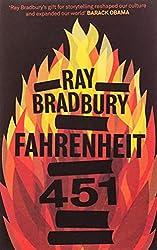 Cover of Fahrenheit 451 by Ray Bradbury