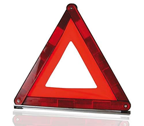 Triangolo di emergenza rosso, Auto StvO 2021 EU - immatricolazione del veicolo, in custodia per incidenti e guasti
